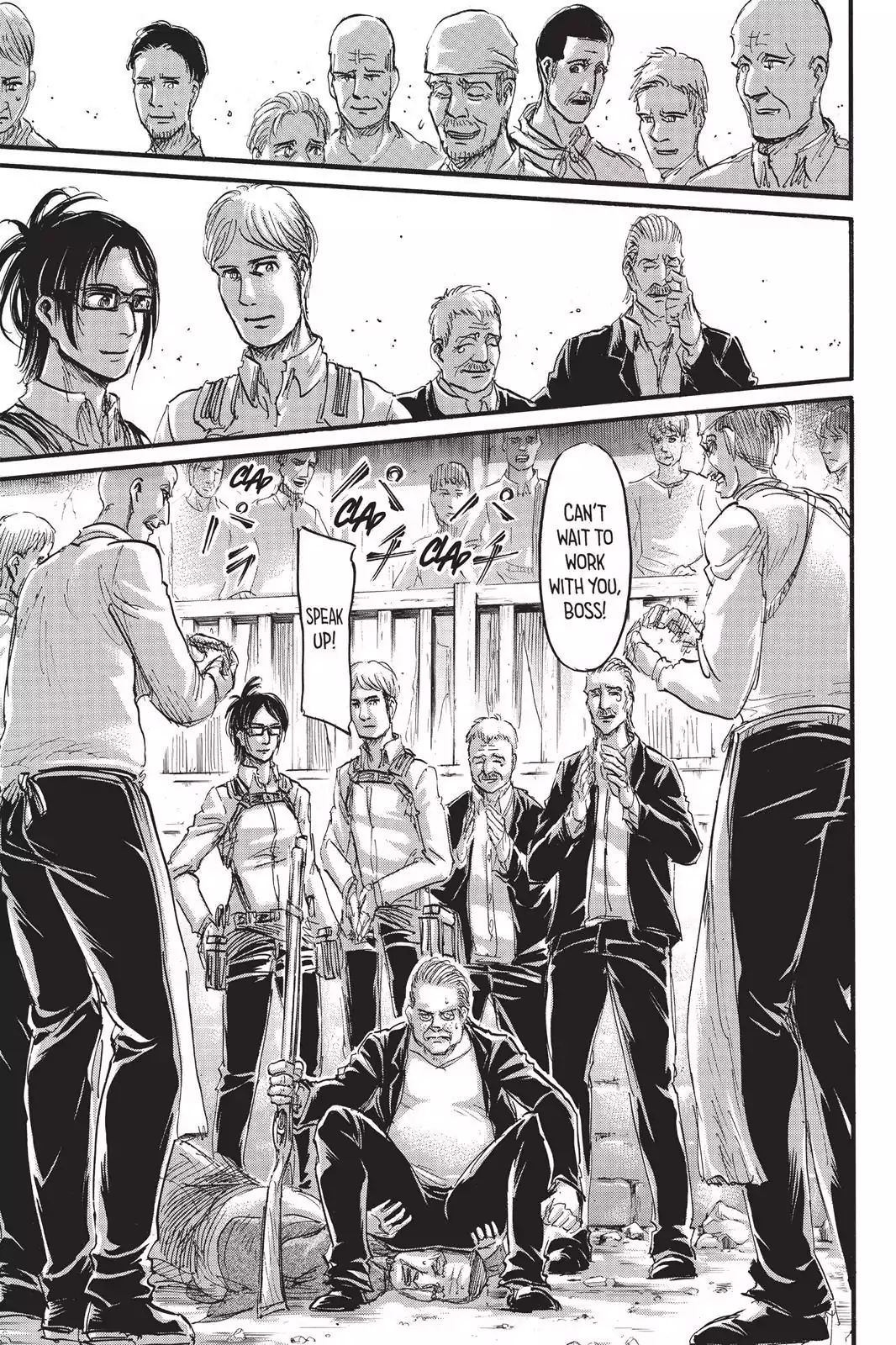 Attack on Titan Chapter 60  Online Free Manga Read Image 39