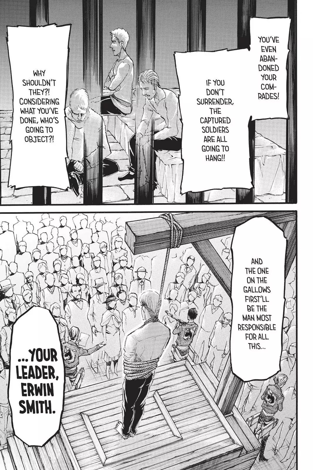 Attack on Titan Chapter 60  Online Free Manga Read Image 9