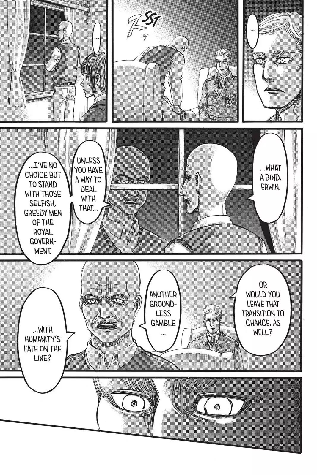 Attack on Titan Chapter 61  Online Free Manga Read Image 13