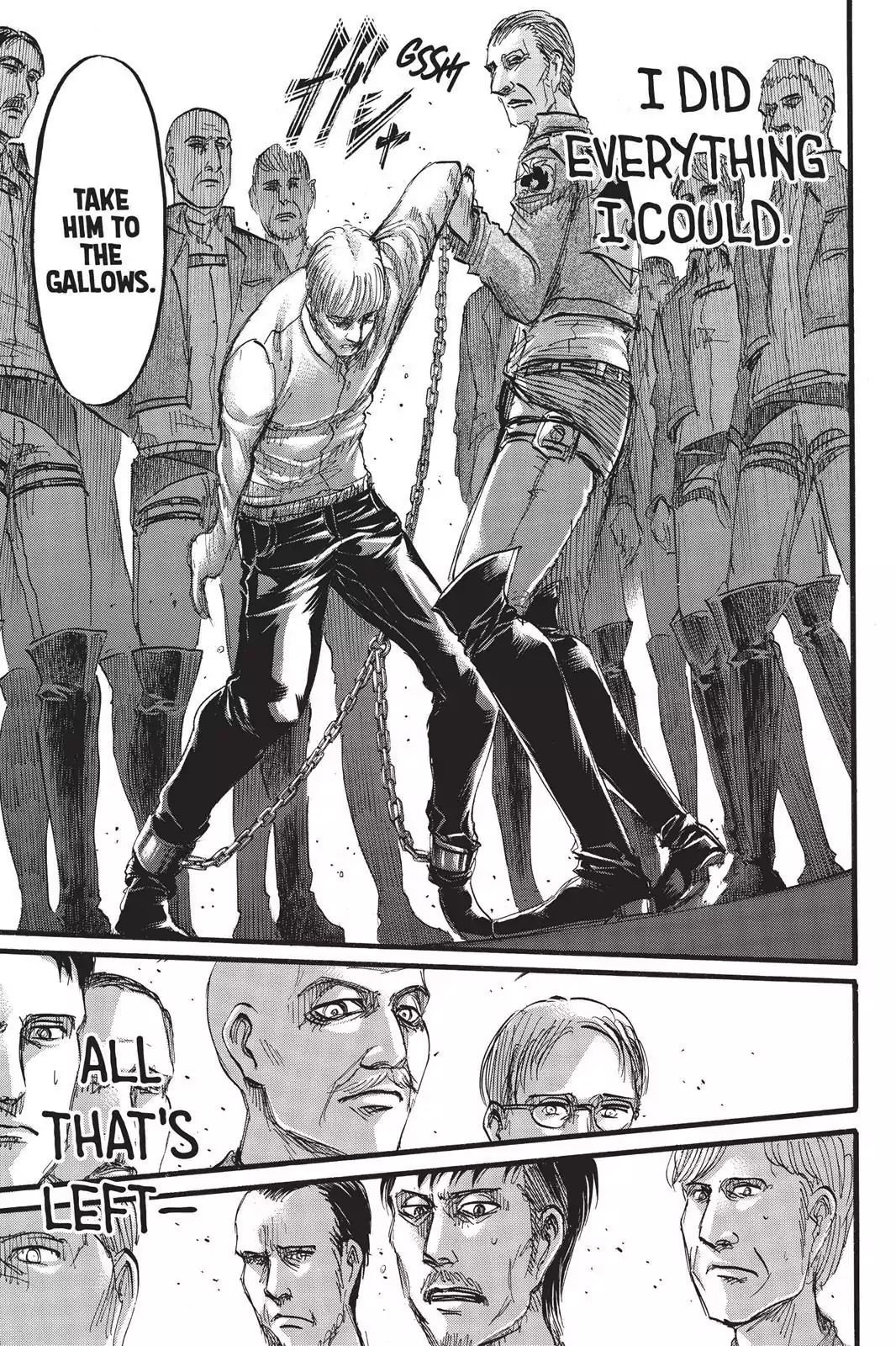Attack on Titan Chapter 61  Online Free Manga Read Image 15
