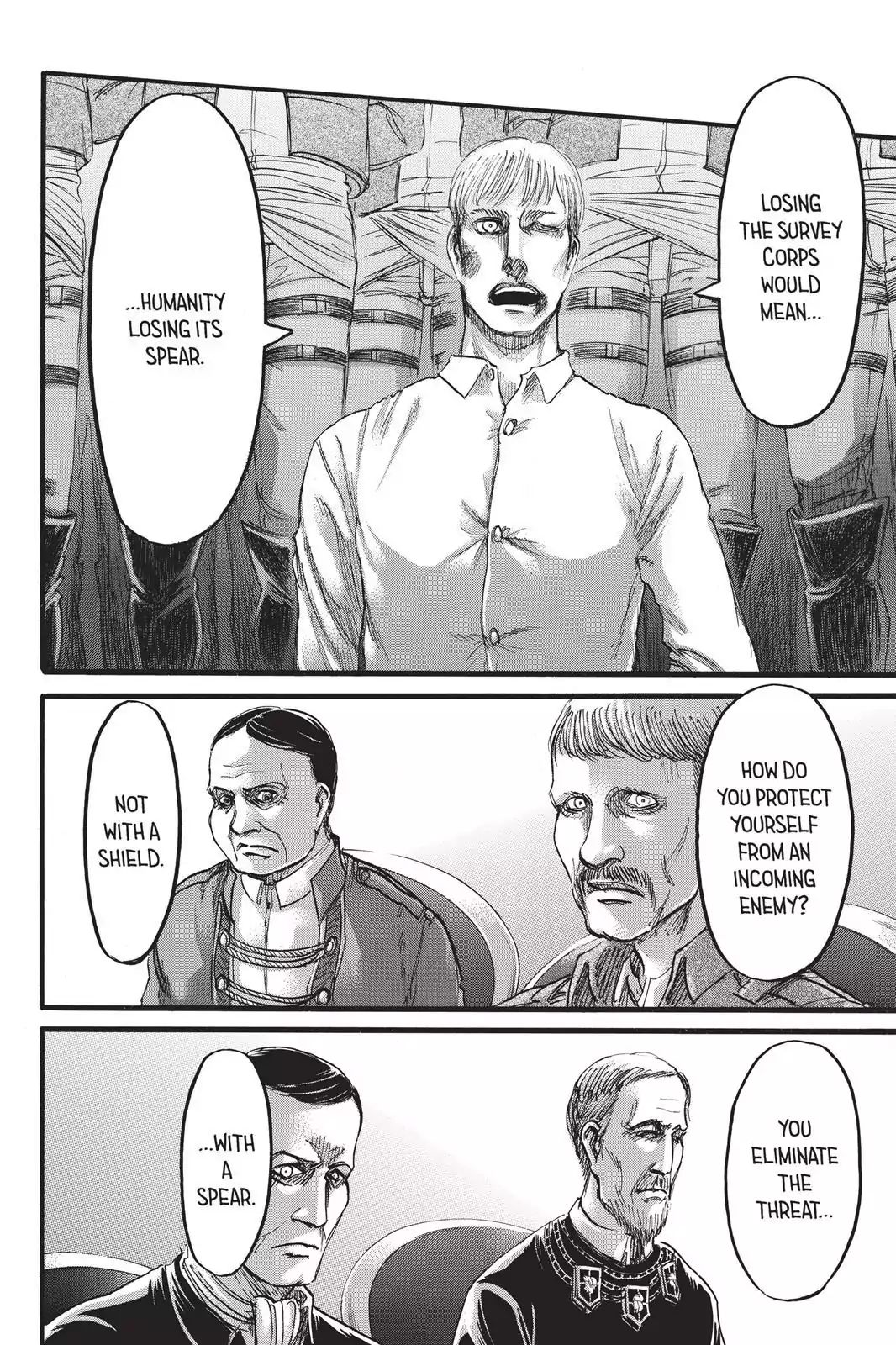 Attack on Titan Chapter 61  Online Free Manga Read Image 2