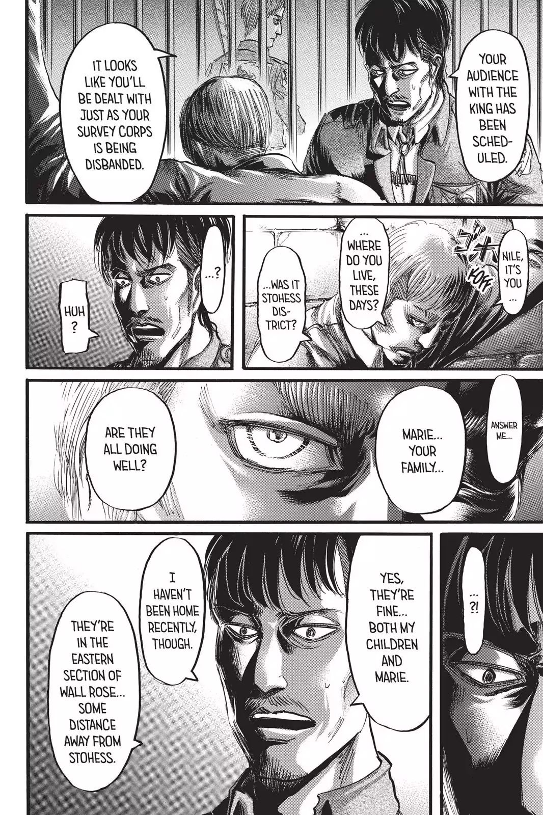 Attack on Titan Chapter 61  Online Free Manga Read Image 22