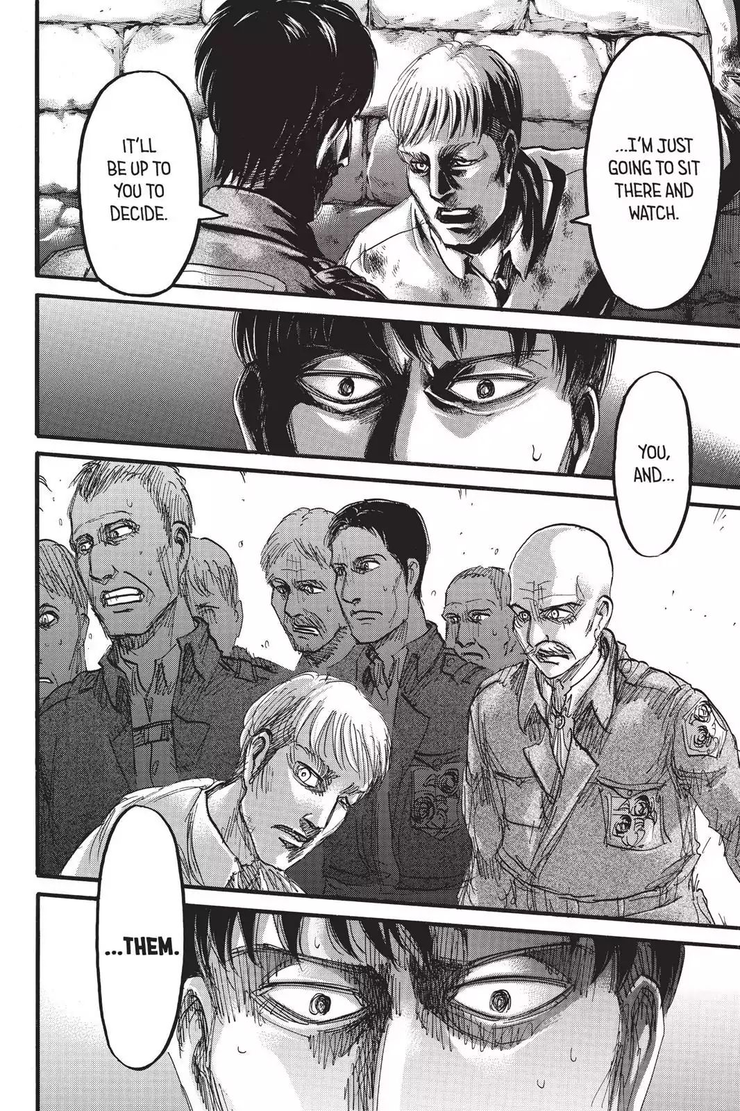 Attack on Titan Chapter 61  Online Free Manga Read Image 24