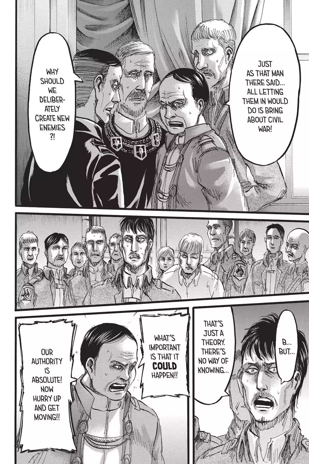 Attack on Titan Chapter 61  Online Free Manga Read Image 28