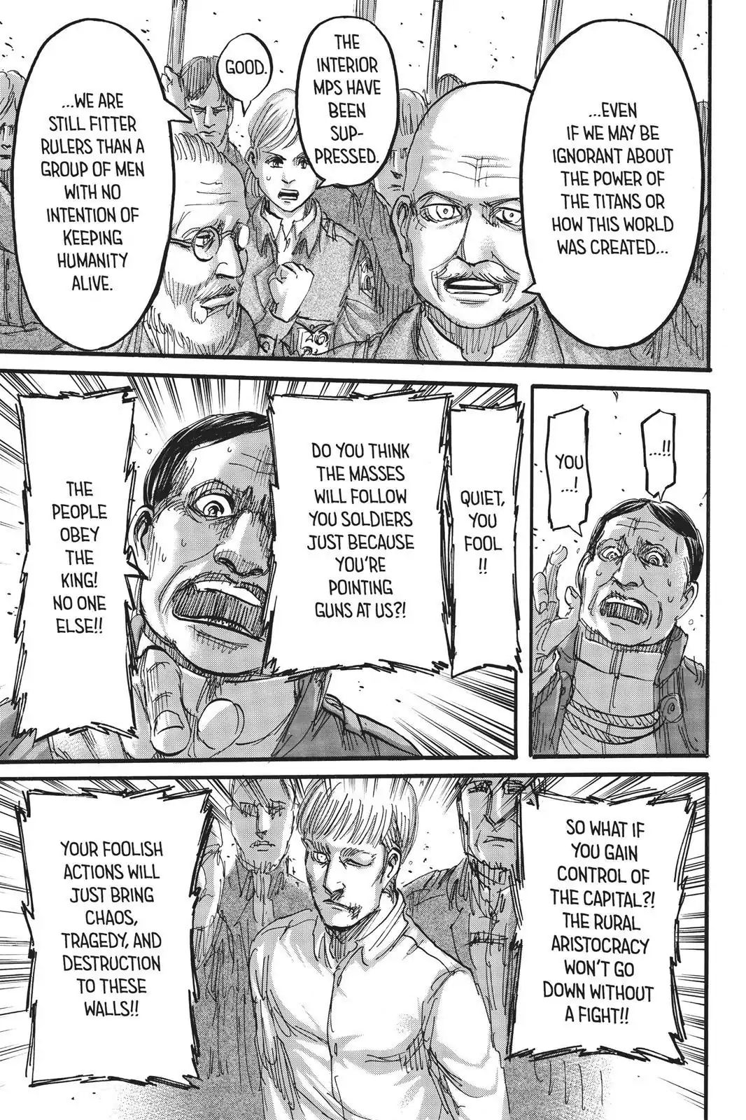 Attack on Titan Chapter 61  Online Free Manga Read Image 35