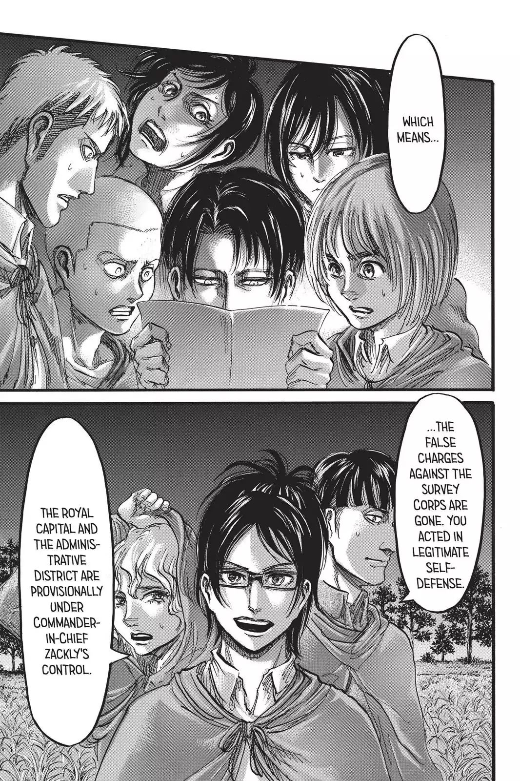 Attack on Titan Chapter 61  Online Free Manga Read Image 39