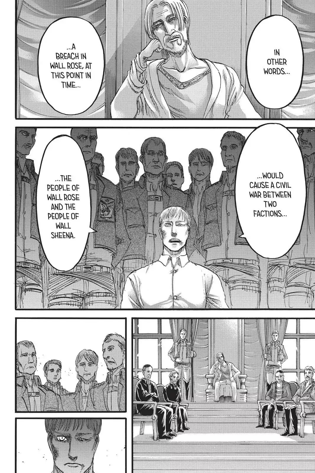 Attack on Titan Chapter 61  Online Free Manga Read Image 4