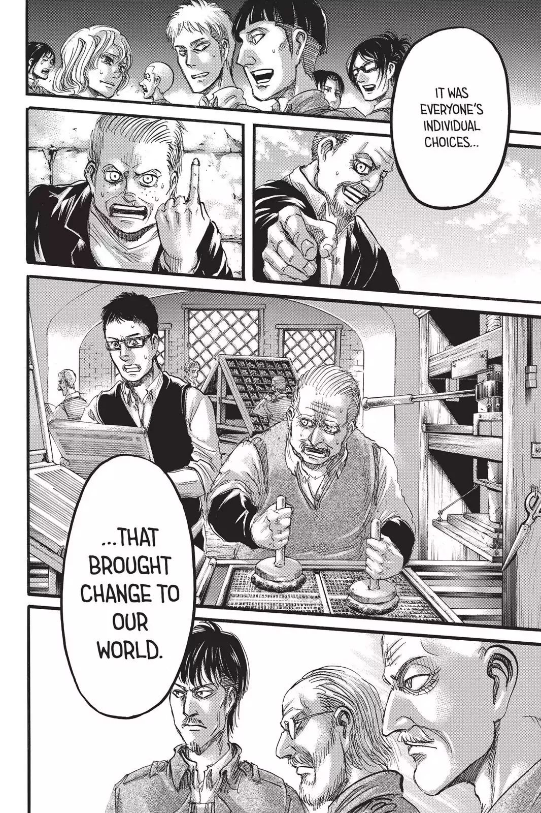 Attack on Titan Chapter 61  Online Free Manga Read Image 42