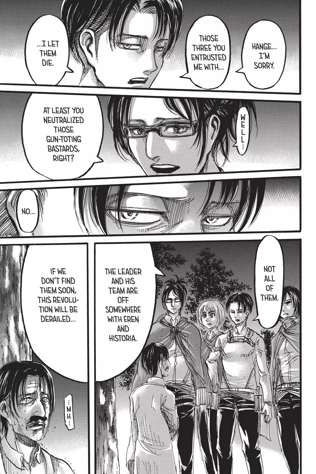 Attack on Titan Chapter 61  Online Free Manga Read Image 43