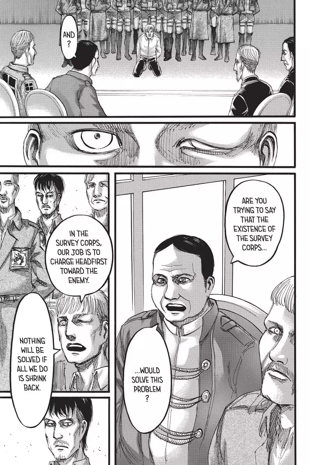 Attack on Titan Chapter 61  Online Free Manga Read Image 5
