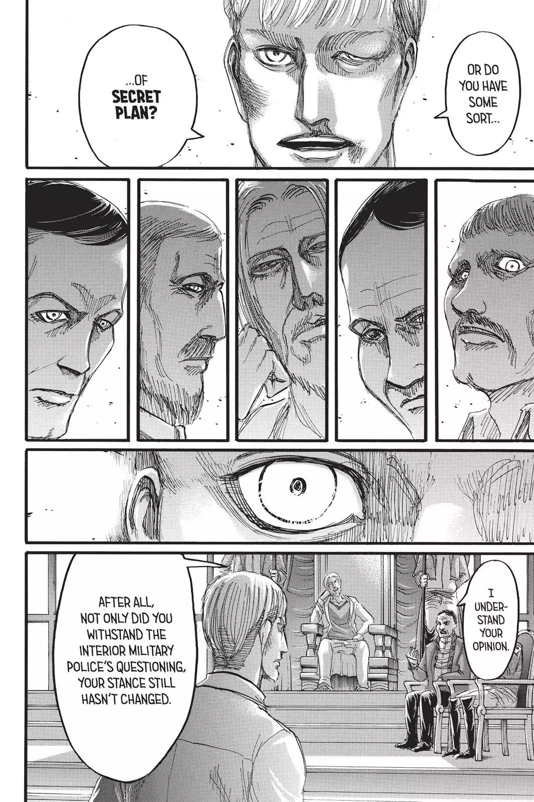 Attack on Titan Chapter 61  Online Free Manga Read Image 6