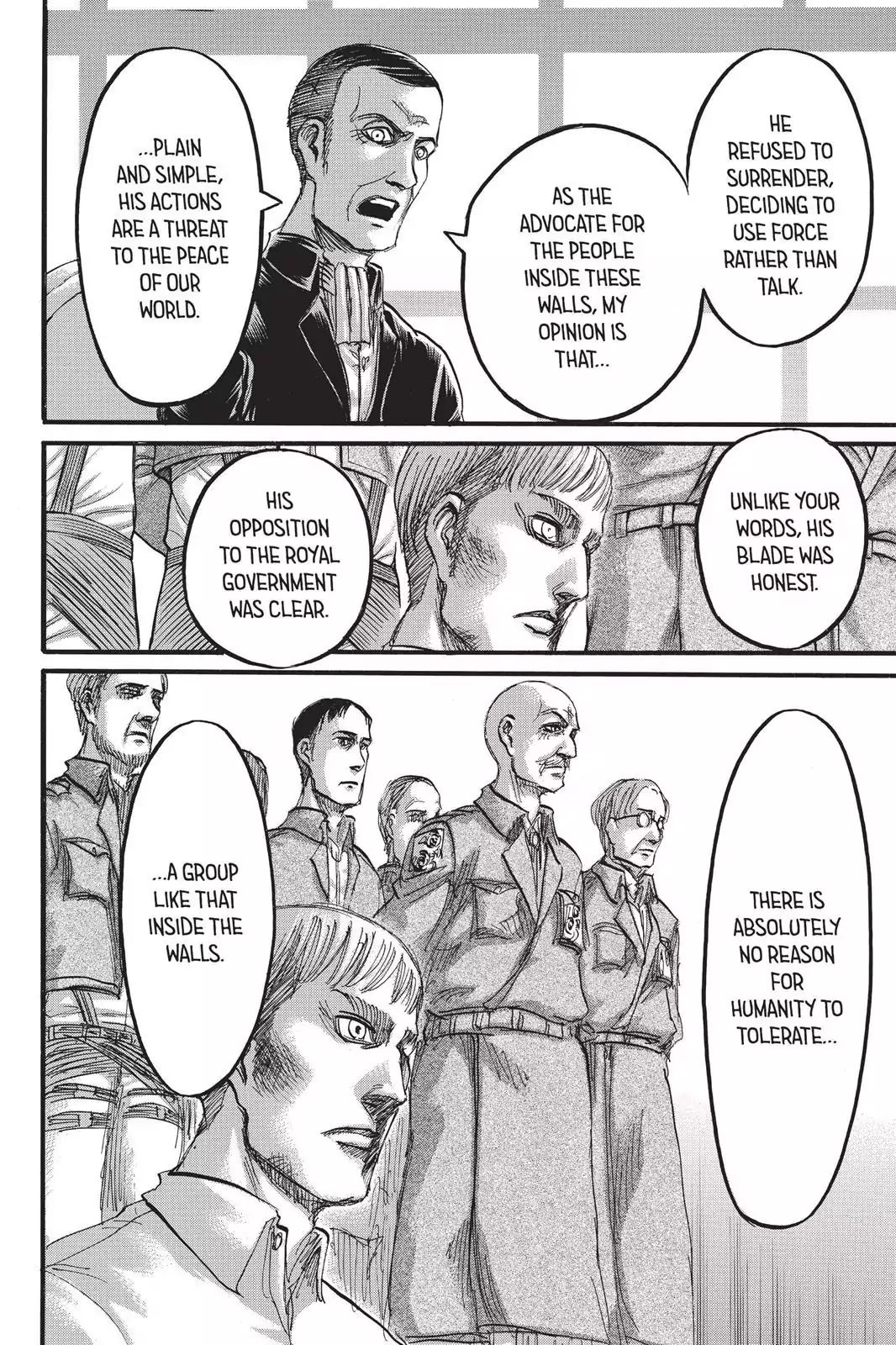 Attack on Titan Chapter 61  Online Free Manga Read Image 8