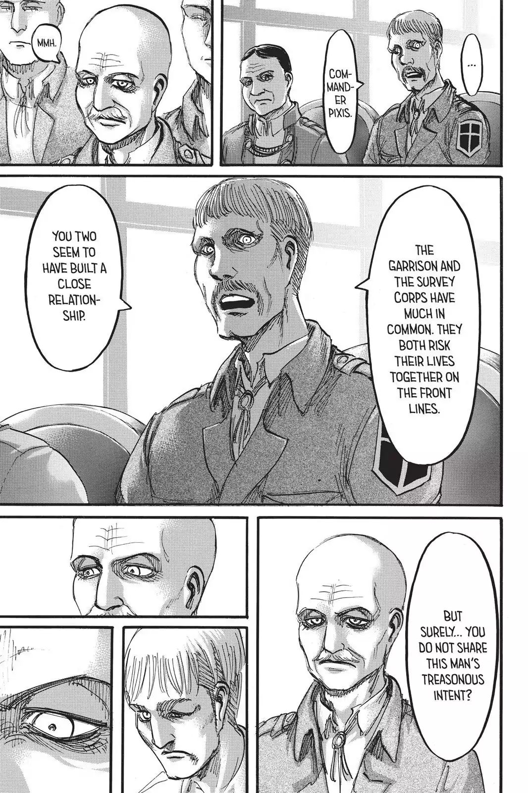 Attack on Titan Chapter 61  Online Free Manga Read Image 9