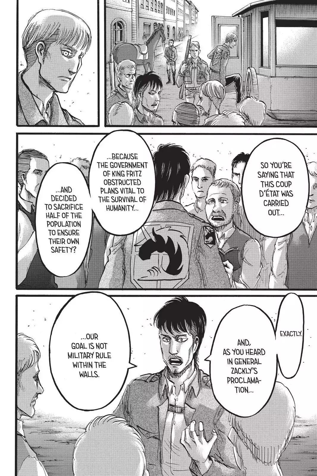 Attack on Titan Chapter 62  Online Free Manga Read Image 2
