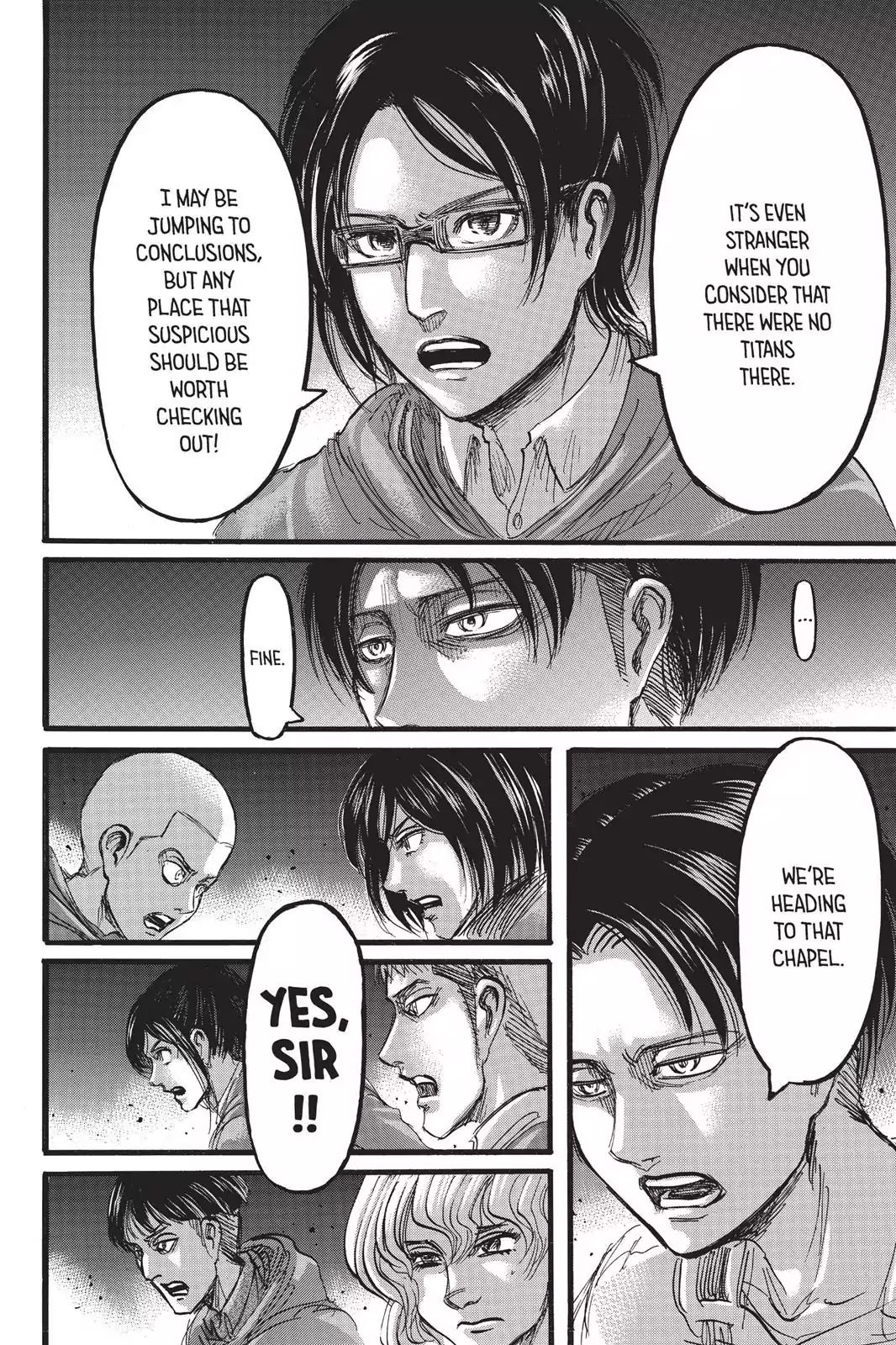 Attack on Titan Chapter 62  Online Free Manga Read Image 24