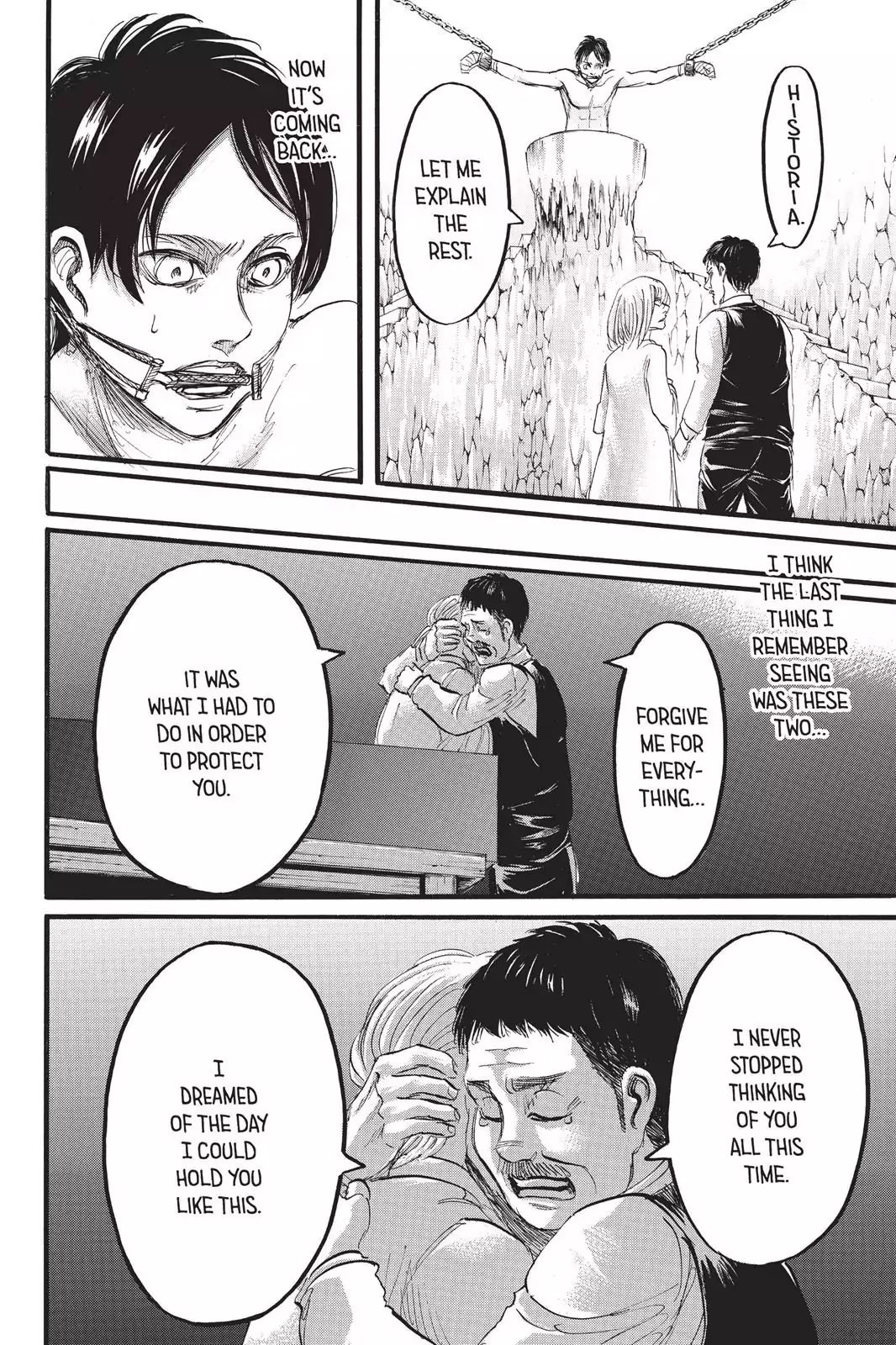 Attack on Titan Chapter 62  Online Free Manga Read Image 29