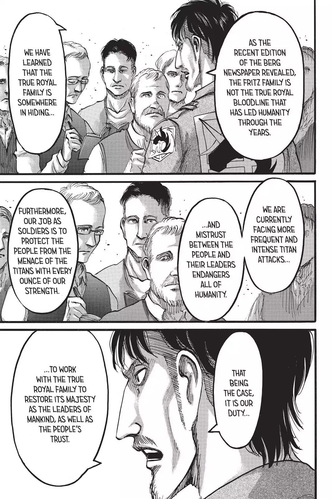 Attack on Titan Chapter 62  Online Free Manga Read Image 3