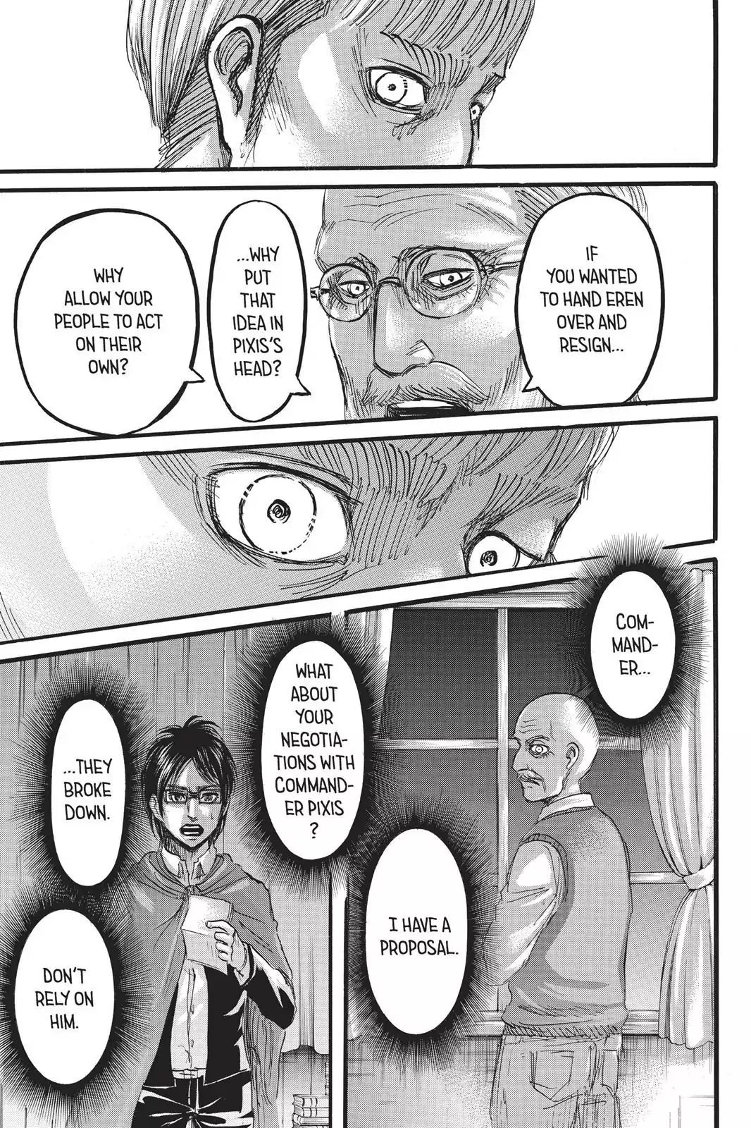 Attack on Titan Chapter 62  Online Free Manga Read Image 9