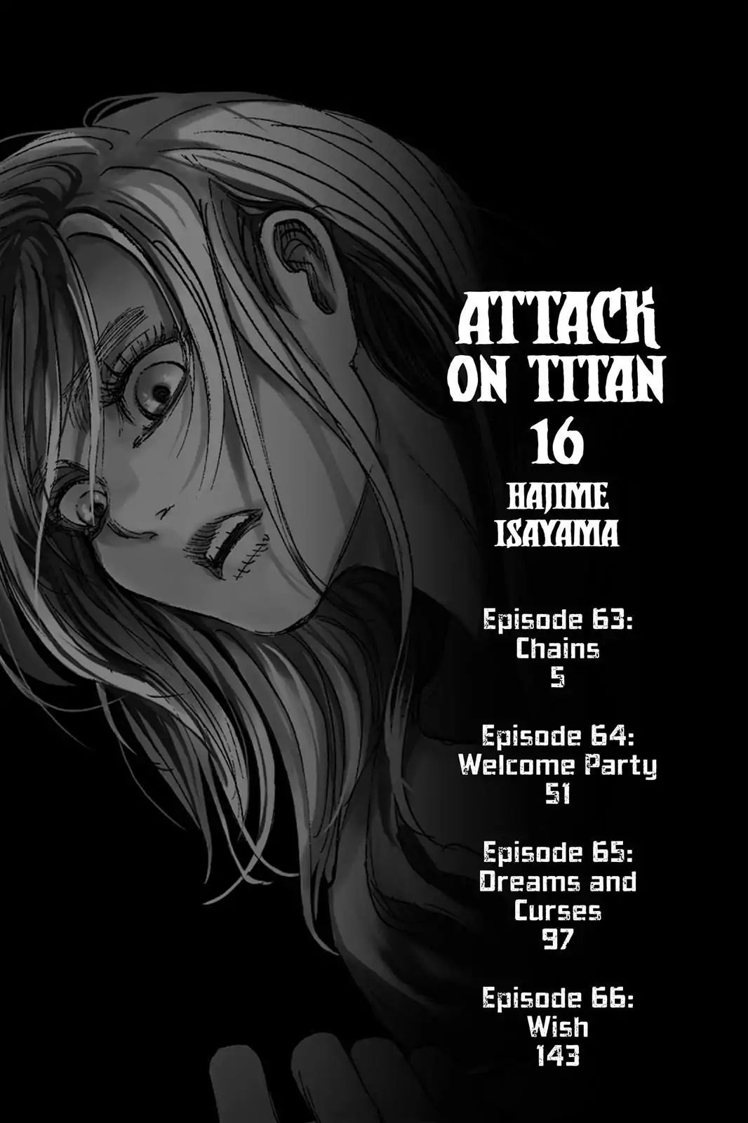 Attack on Titan Chapter 63  Online Free Manga Read Image 3