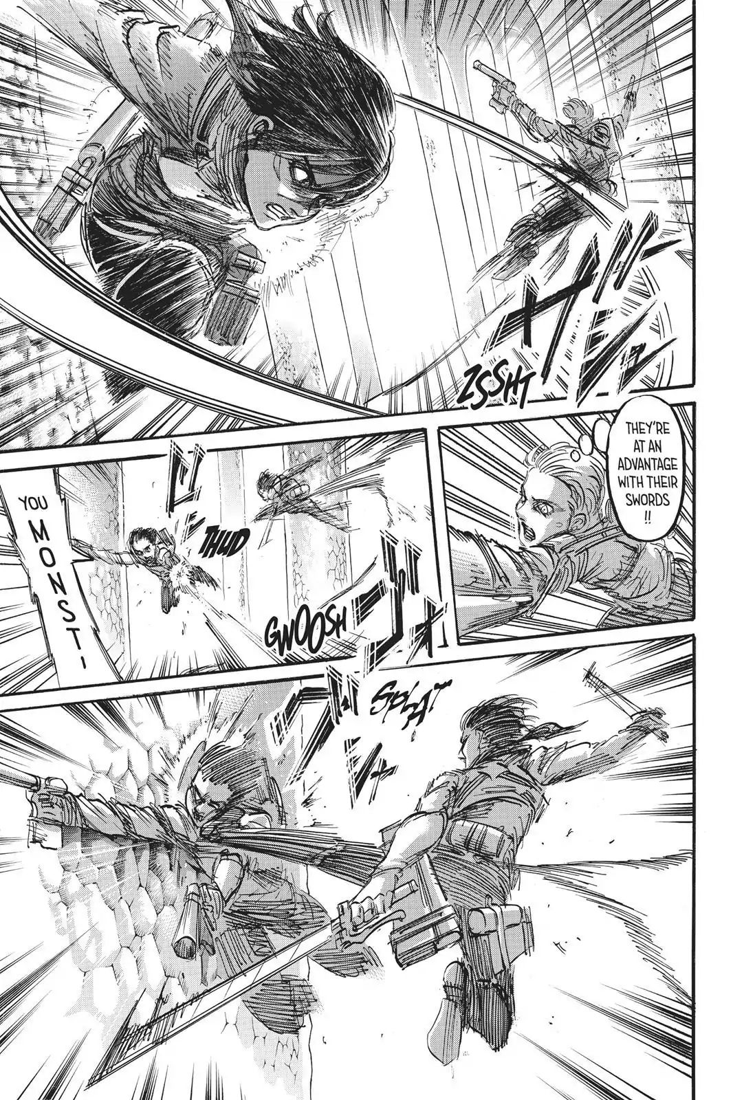 Attack on Titan Chapter 64  Online Free Manga Read Image 25