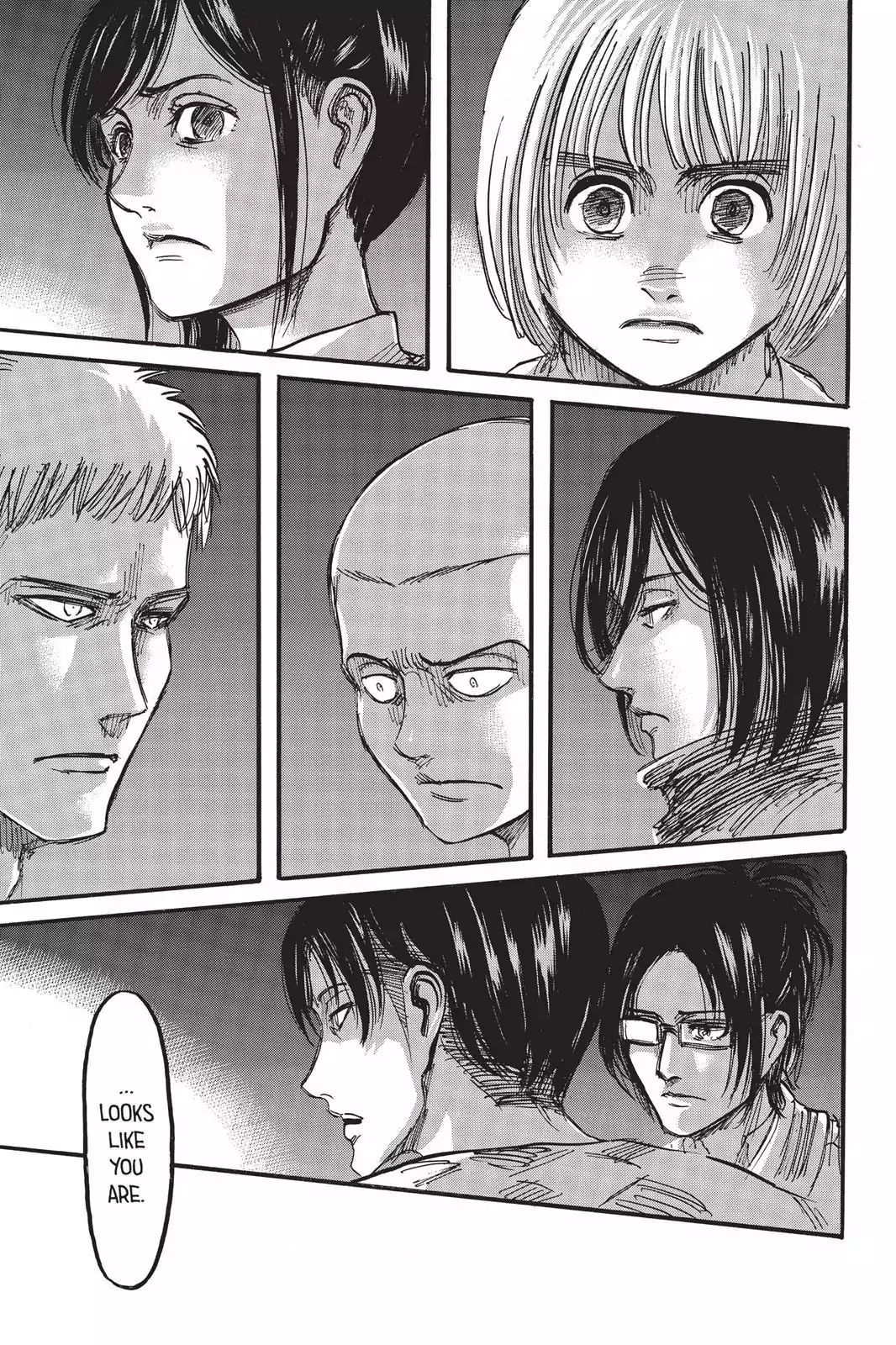 Attack on Titan Chapter 64  Online Free Manga Read Image 3