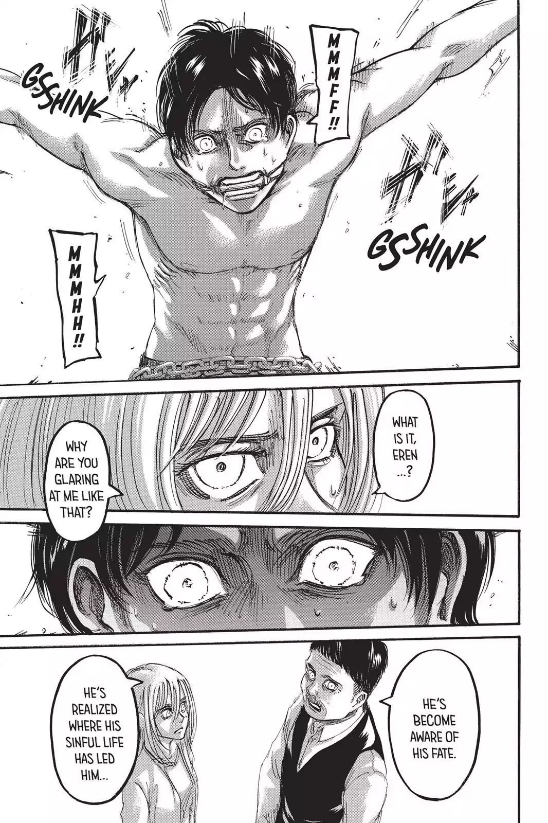 Attack on Titan Chapter 64  Online Free Manga Read Image 35