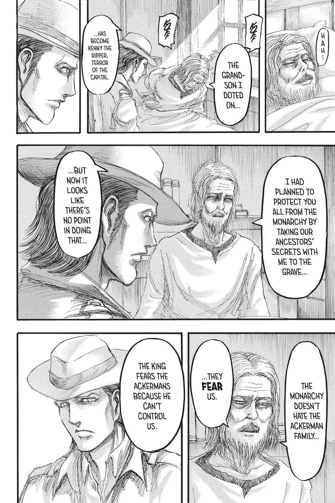 Attack on Titan Chapter 65  Online Free Manga Read Image 4