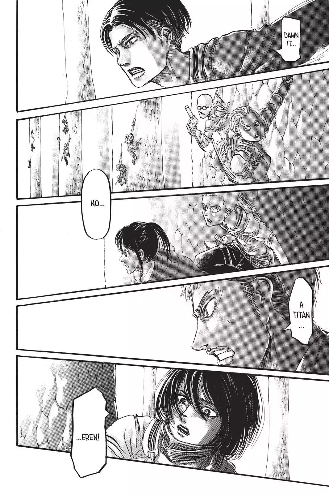 Attack on Titan Chapter 65  Online Free Manga Read Image 43
