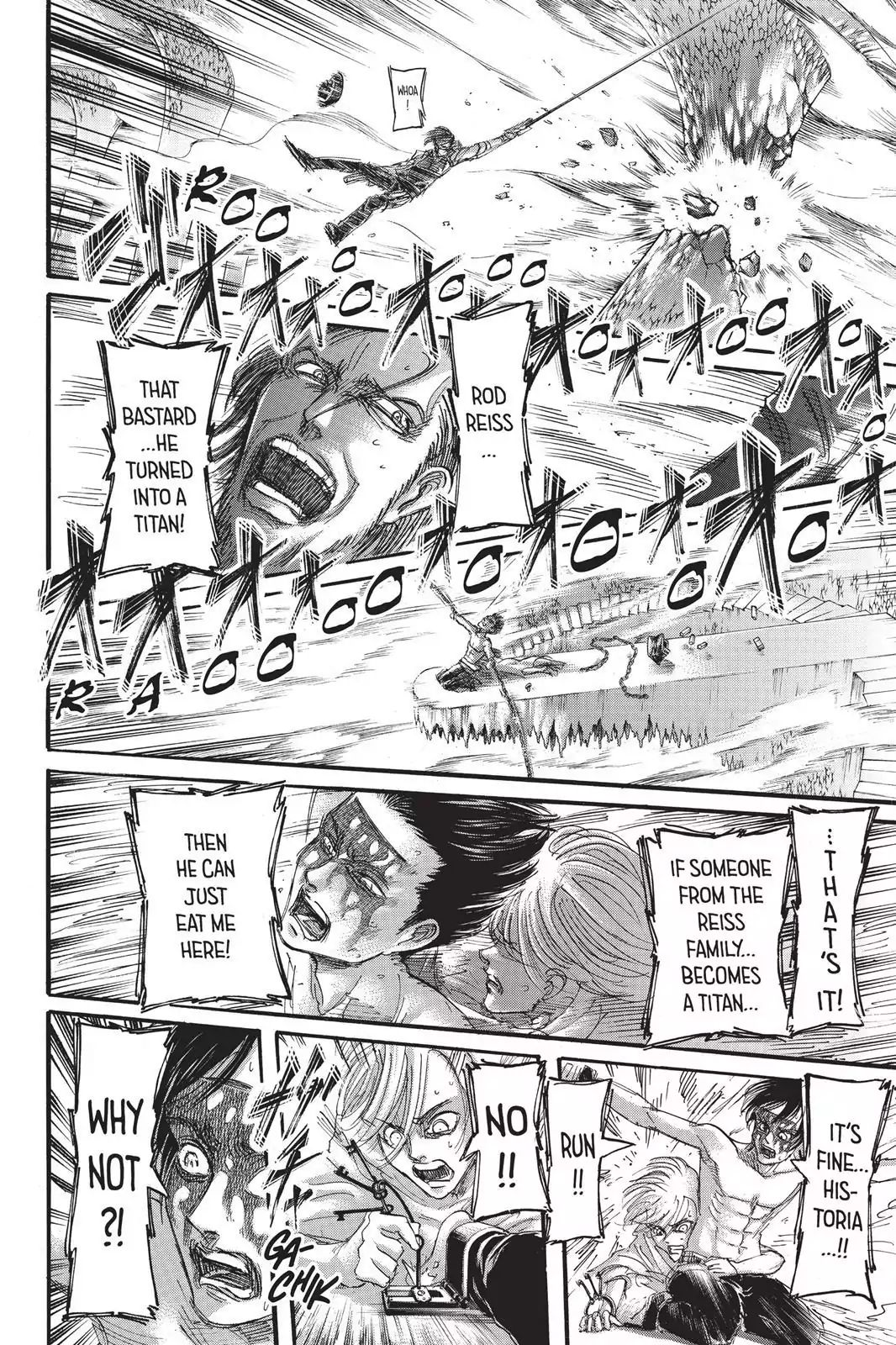 Attack on Titan Chapter 66  Online Free Manga Read Image 24
