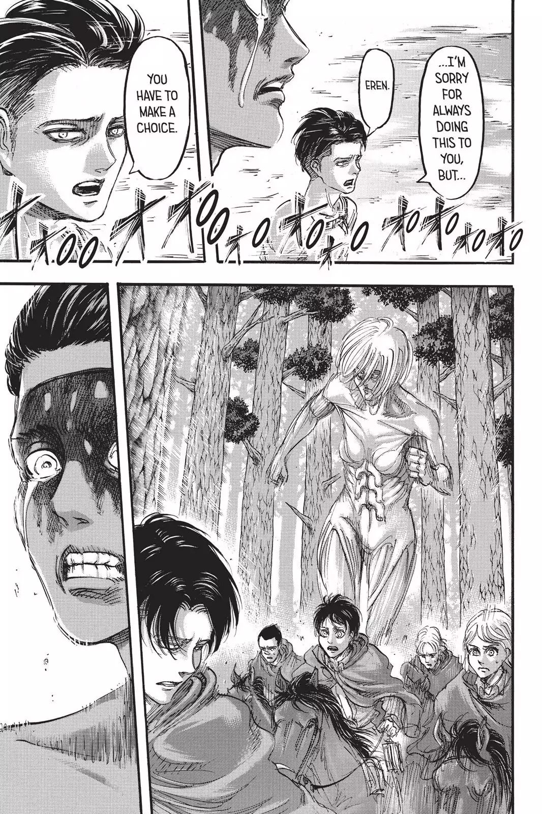 Attack on Titan Chapter 66  Online Free Manga Read Image 36