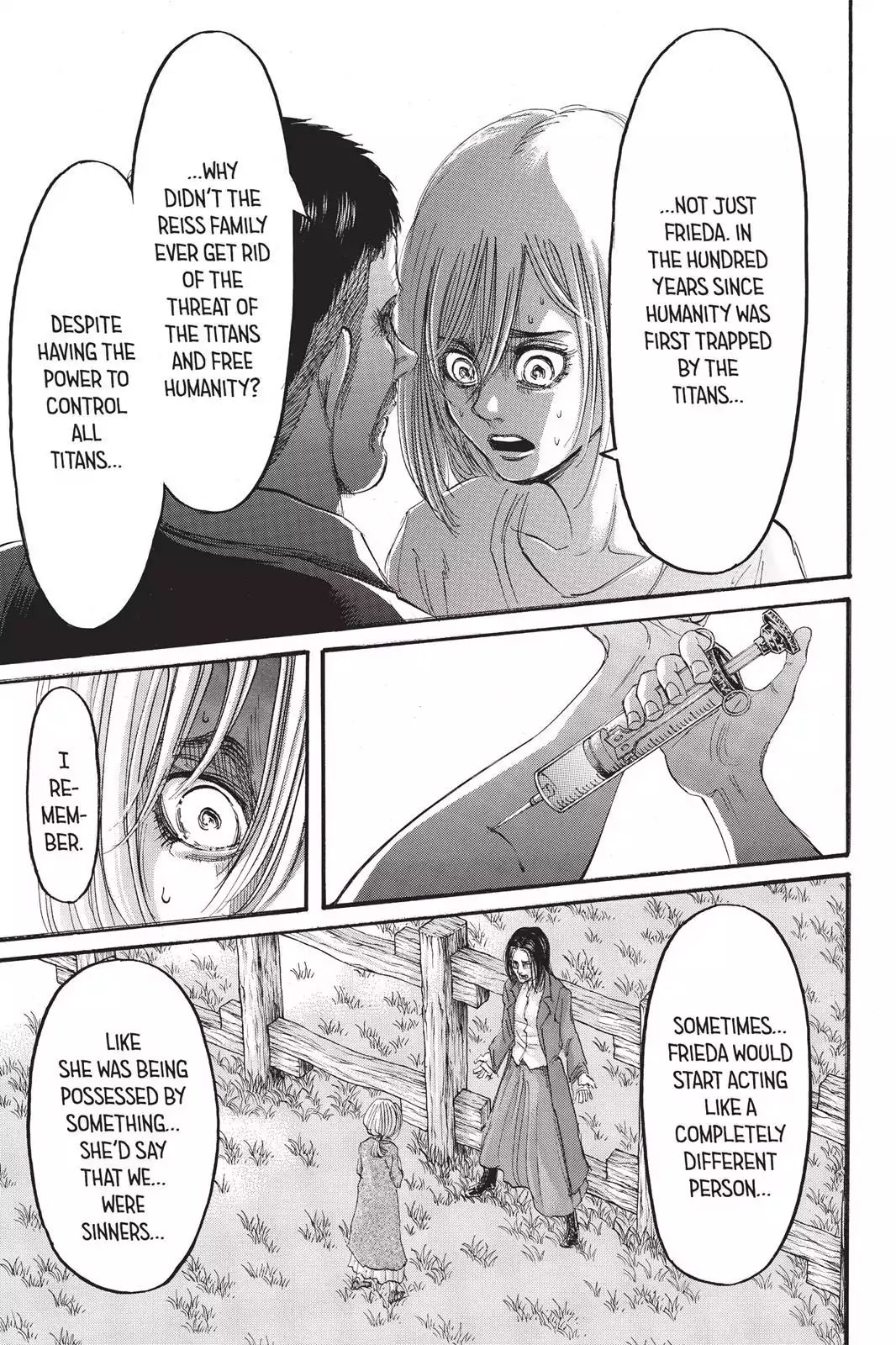 Attack on Titan Chapter 66  Online Free Manga Read Image 6