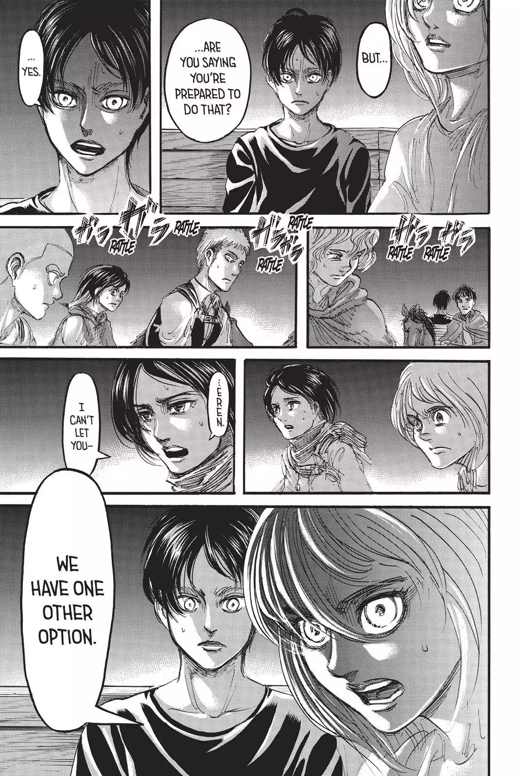 Attack on Titan Chapter 67  Online Free Manga Read Image 21