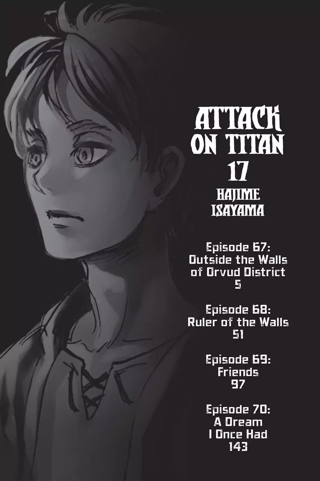 Attack on Titan Chapter 67  Online Free Manga Read Image 3