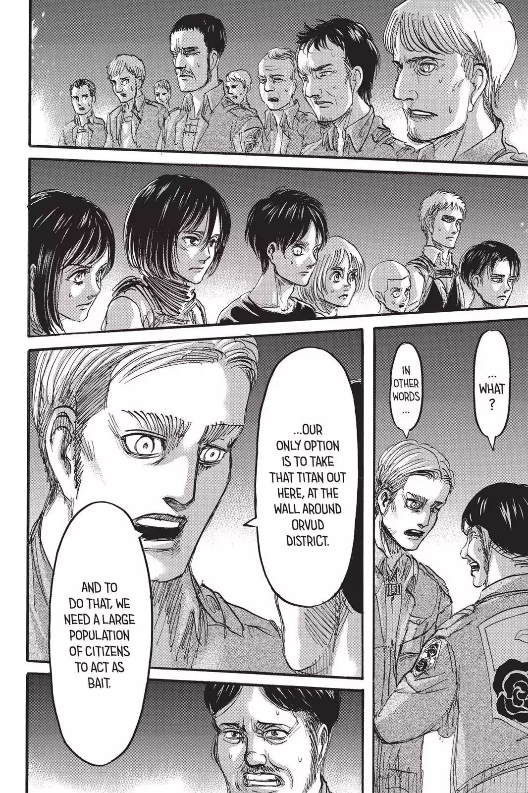 Attack on Titan Chapter 67  Online Free Manga Read Image 37