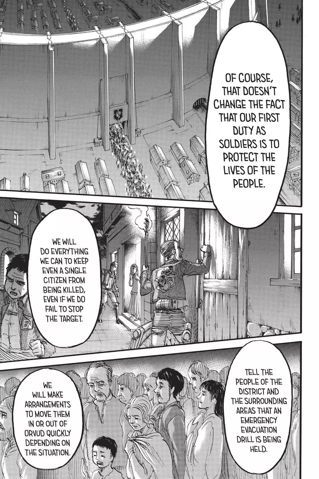 Attack on Titan Chapter 67  Online Free Manga Read Image 38