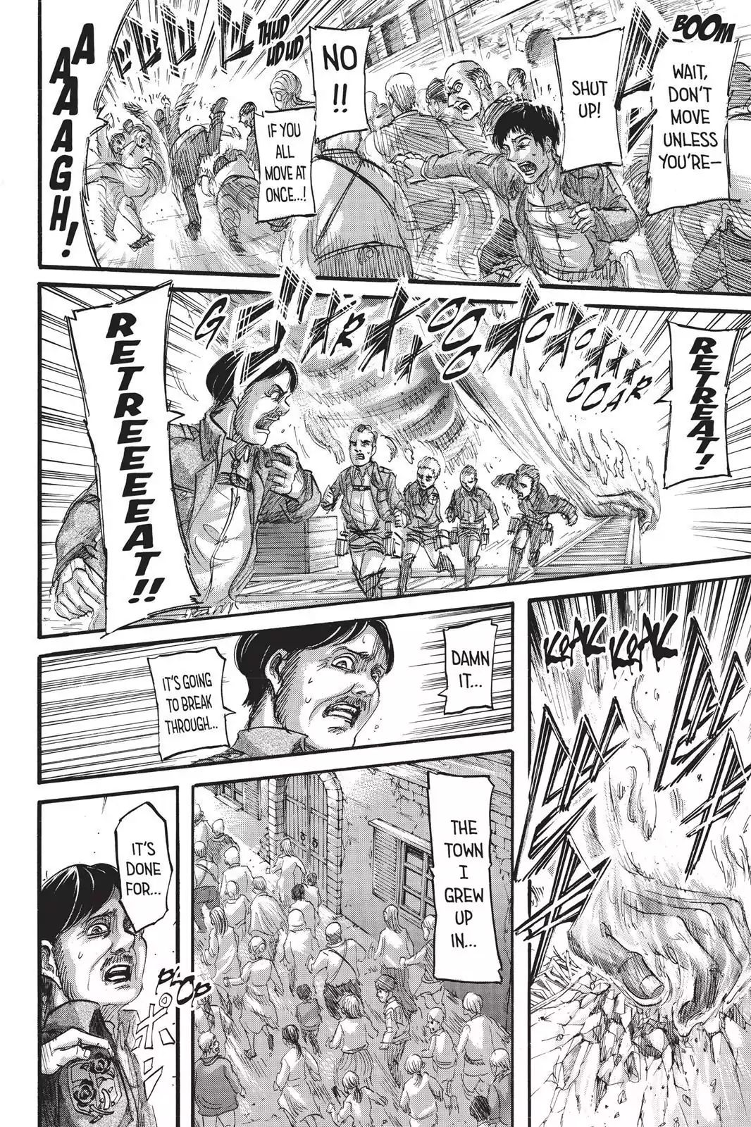Attack on Titan Chapter 68  Online Free Manga Read Image 13