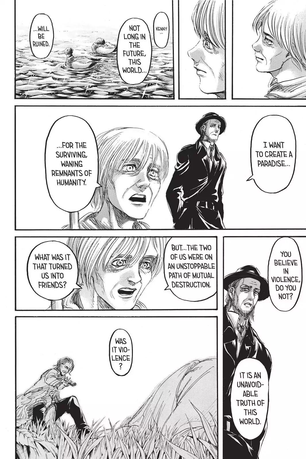 Attack on Titan Chapter 69  Online Free Manga Read Image 18