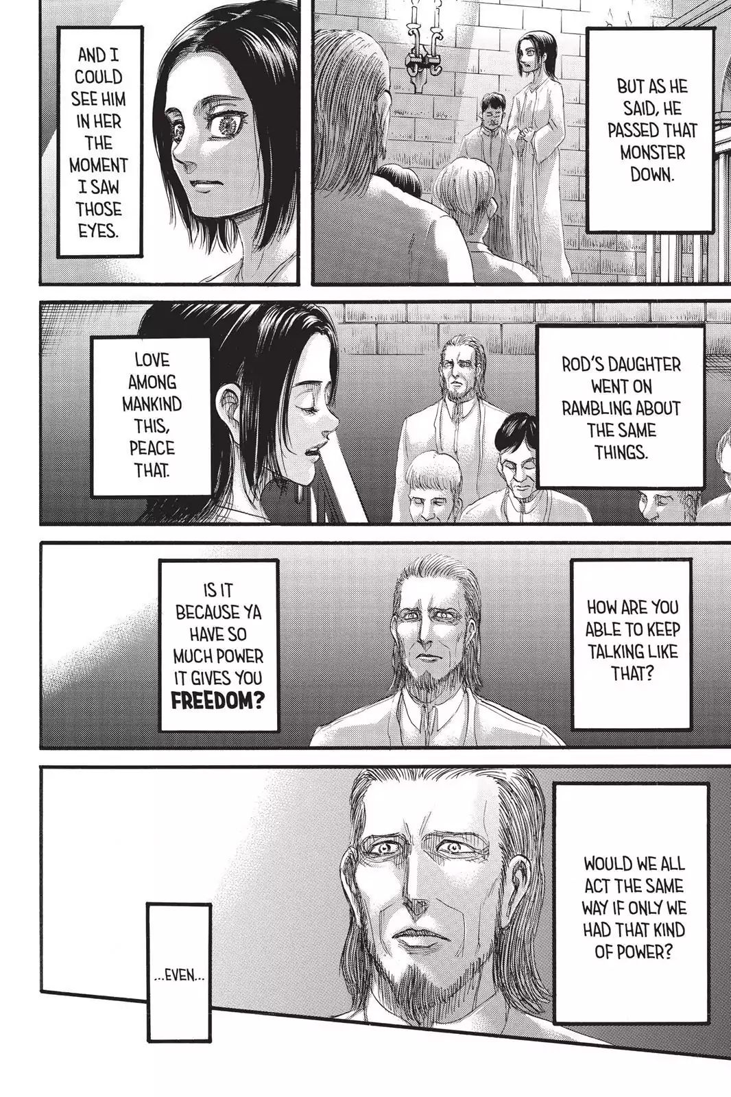 Attack on Titan Chapter 69  Online Free Manga Read Image 20