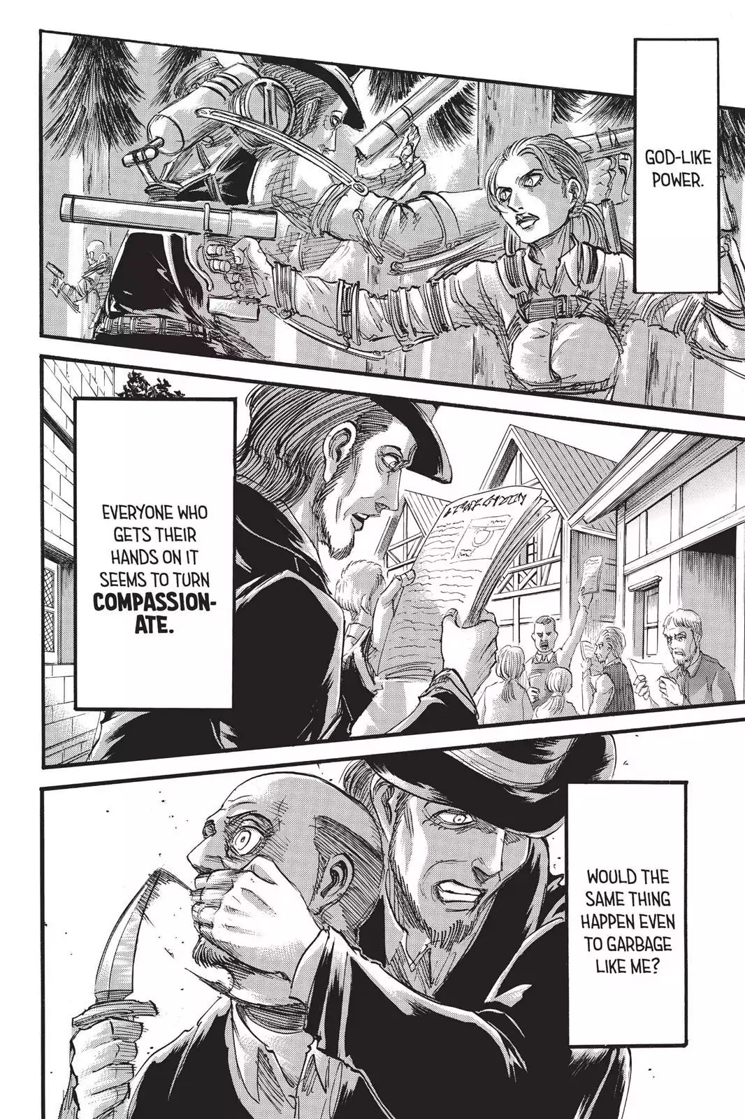 Attack on Titan Chapter 69  Online Free Manga Read Image 24