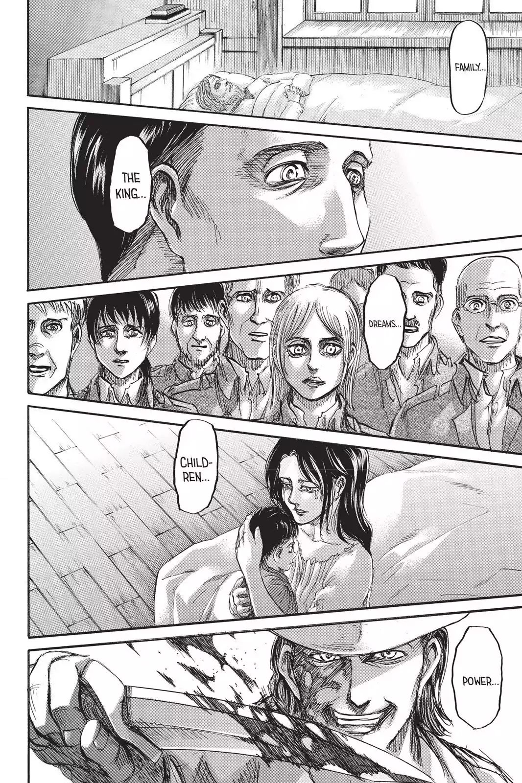 Attack on Titan Chapter 69  Online Free Manga Read Image 34
