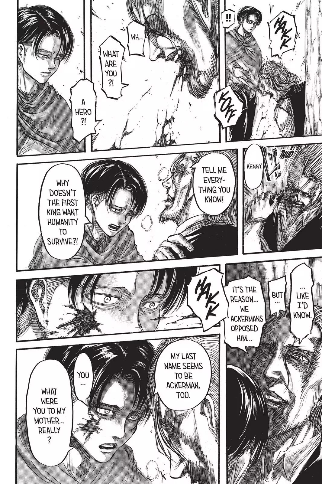 Attack on Titan Chapter 69  Online Free Manga Read Image 36