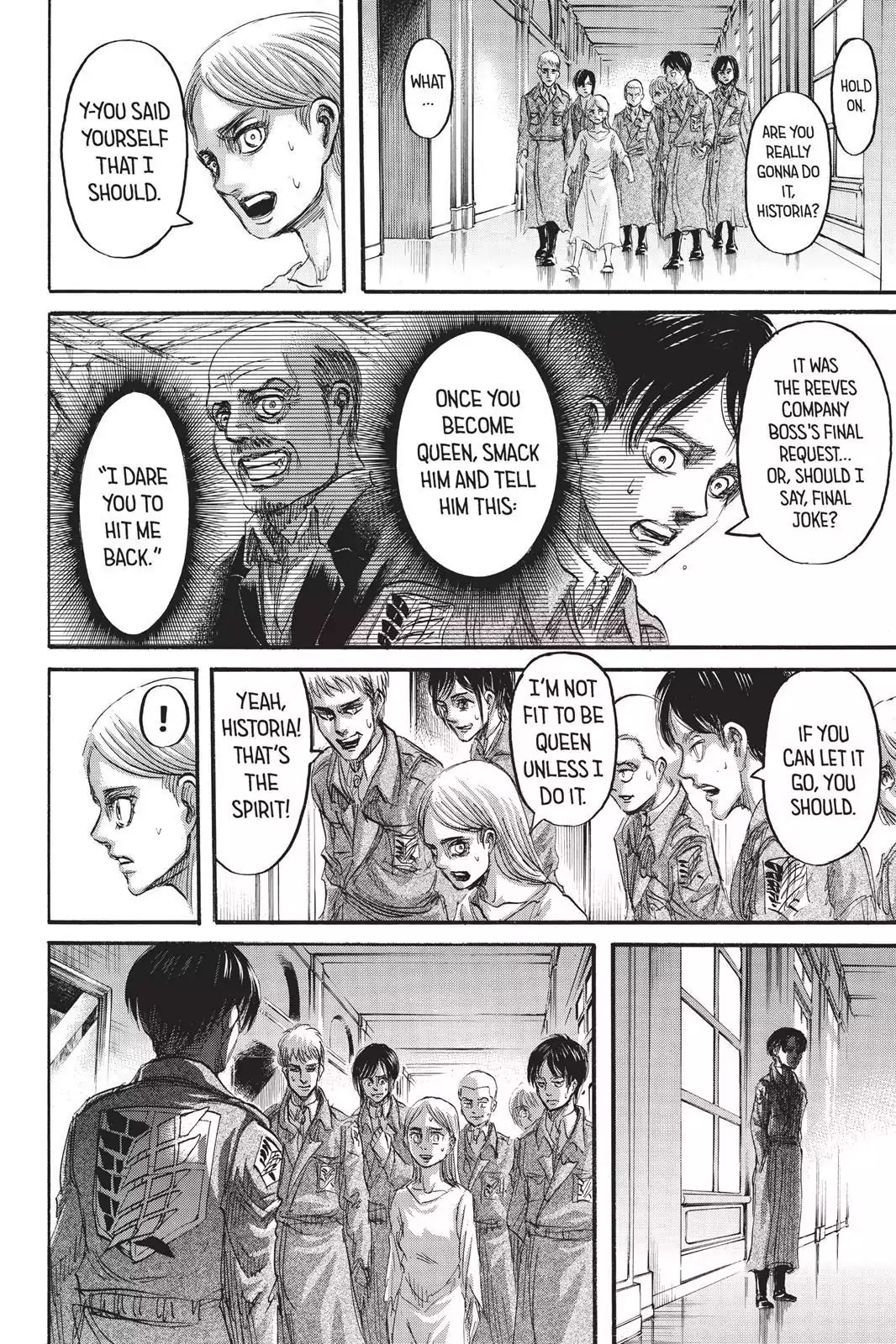 Attack on Titan Chapter 69  Online Free Manga Read Image 44
