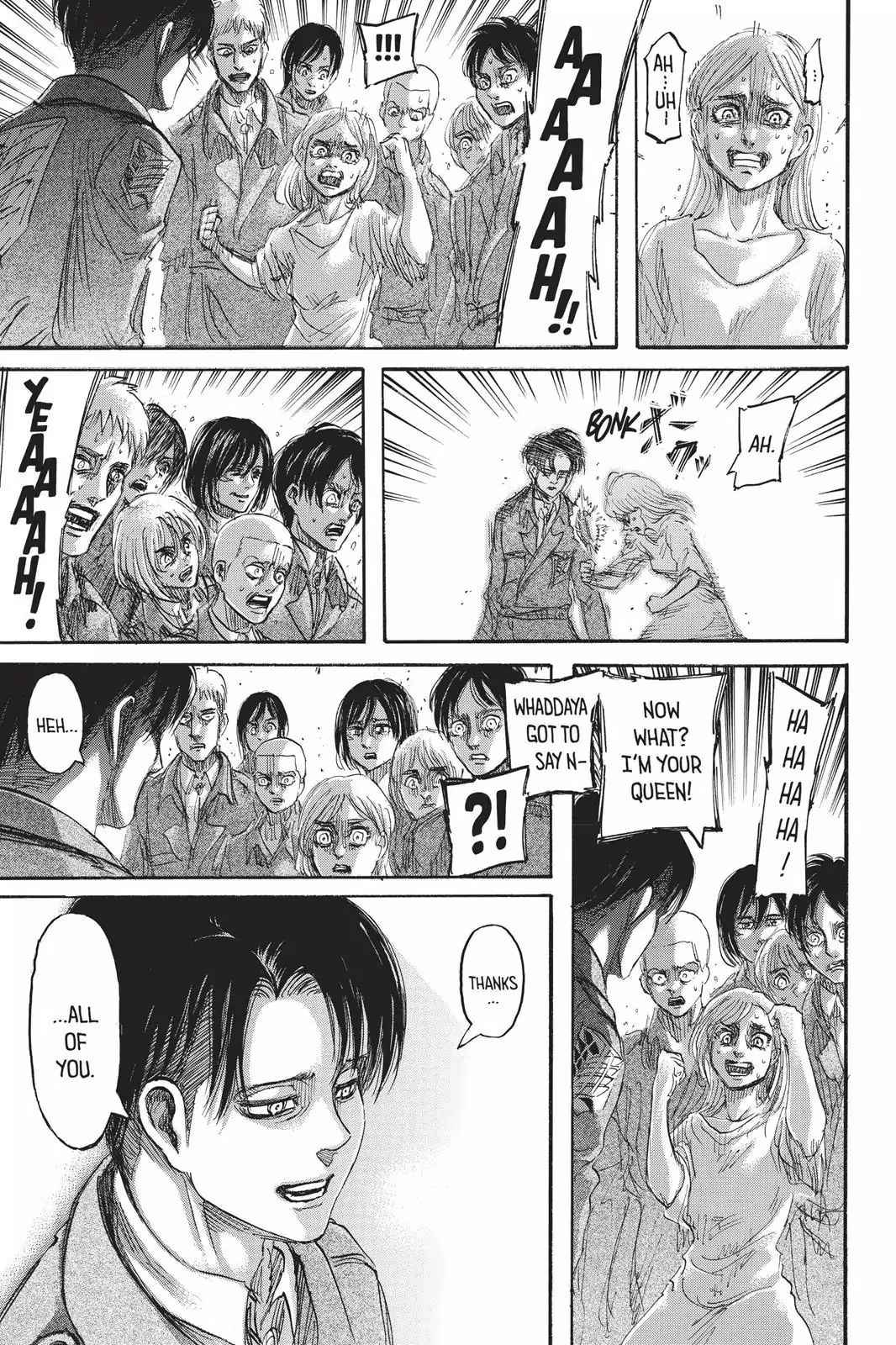 Attack on Titan Chapter 69  Online Free Manga Read Image 45
