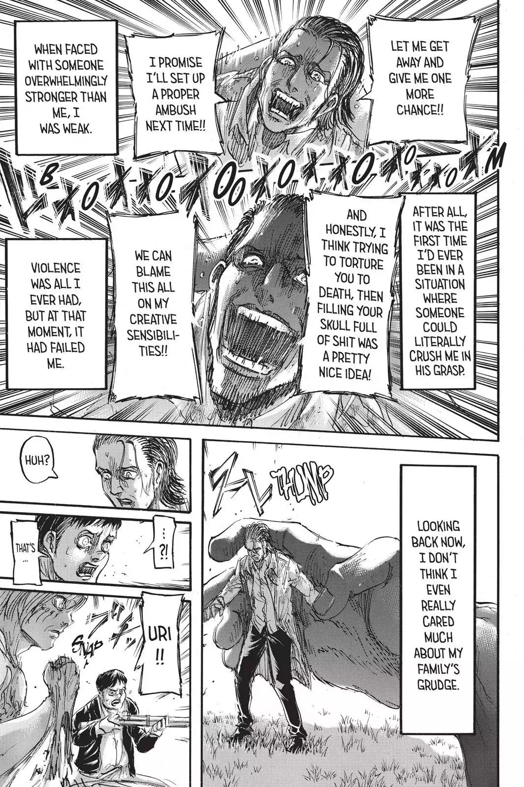 Attack on Titan Chapter 69  Online Free Manga Read Image 5