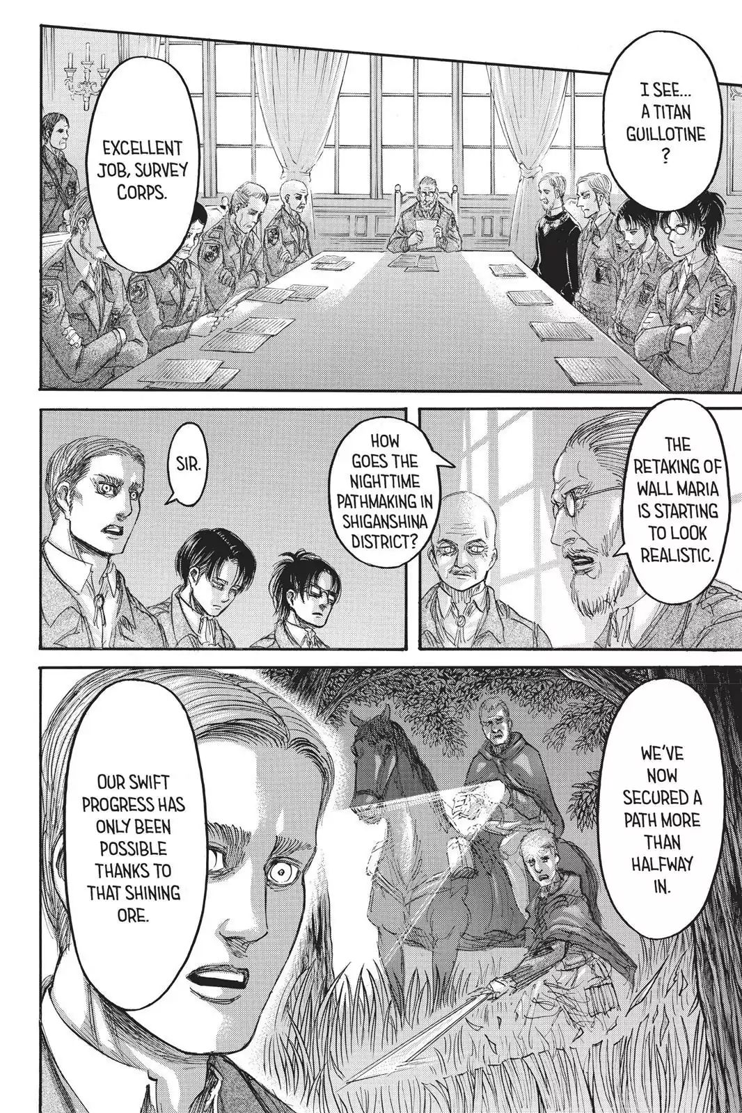 Attack on Titan Chapter 70  Online Free Manga Read Image 18