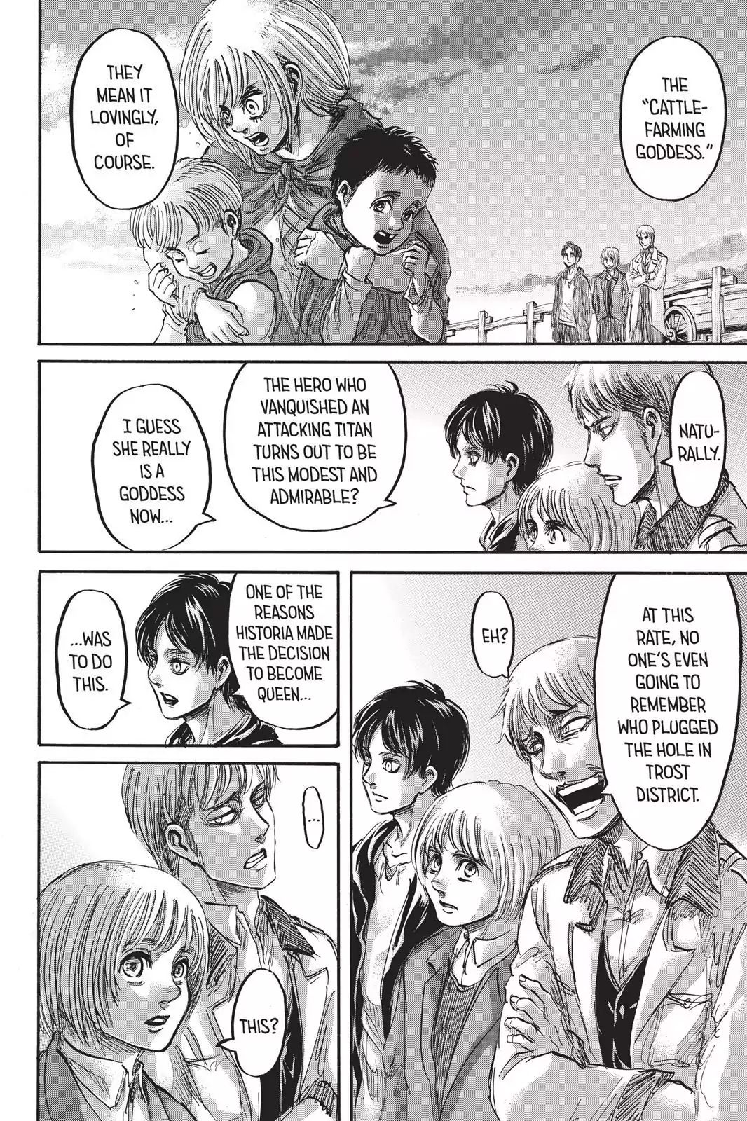 Attack on Titan Chapter 70  Online Free Manga Read Image 2