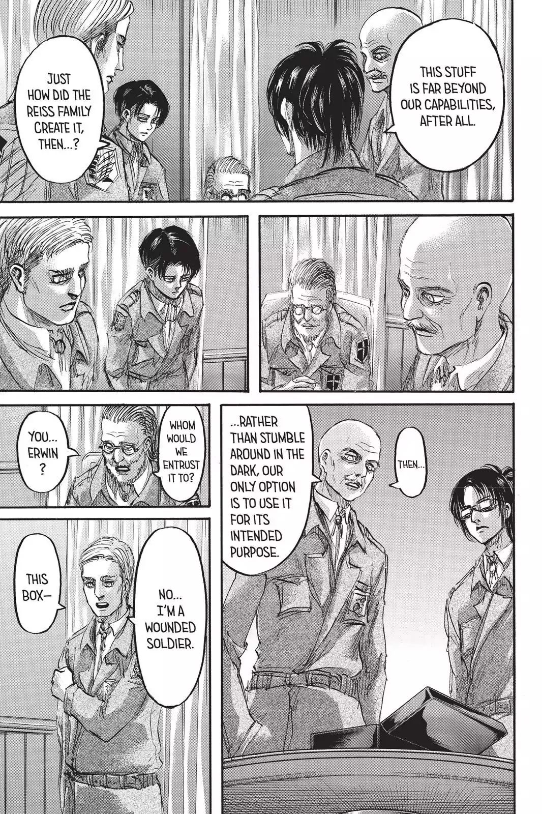Attack on Titan Chapter 70  Online Free Manga Read Image 23