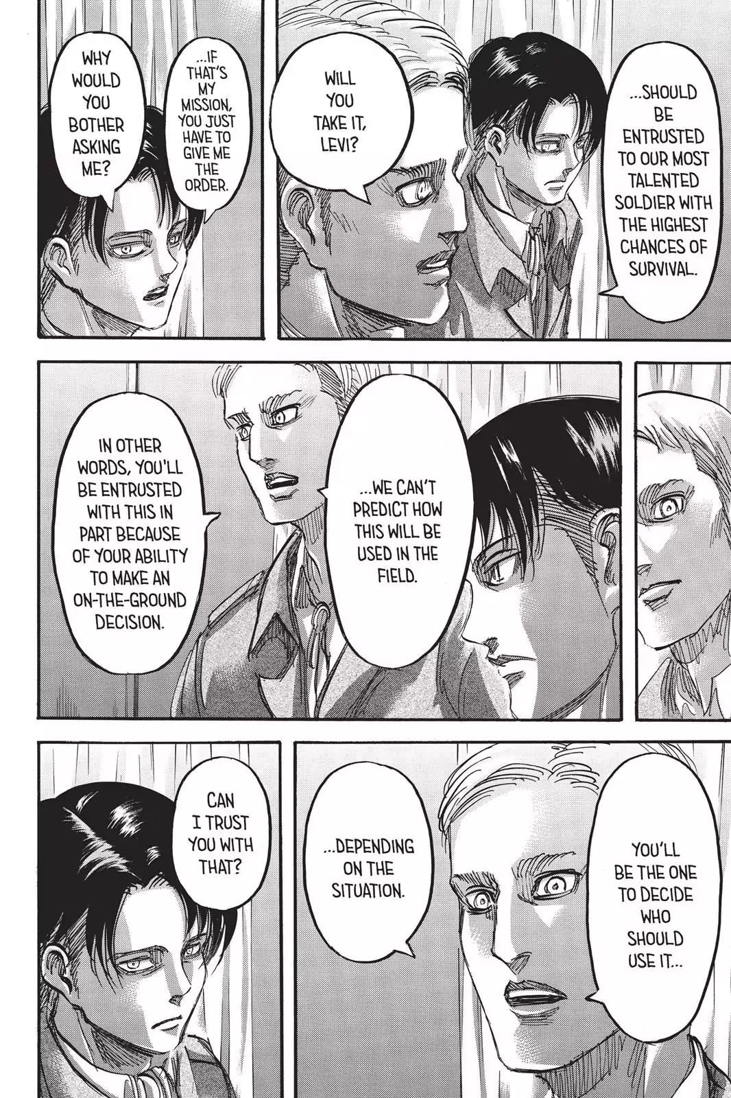 Attack on Titan Chapter 70  Online Free Manga Read Image 24
