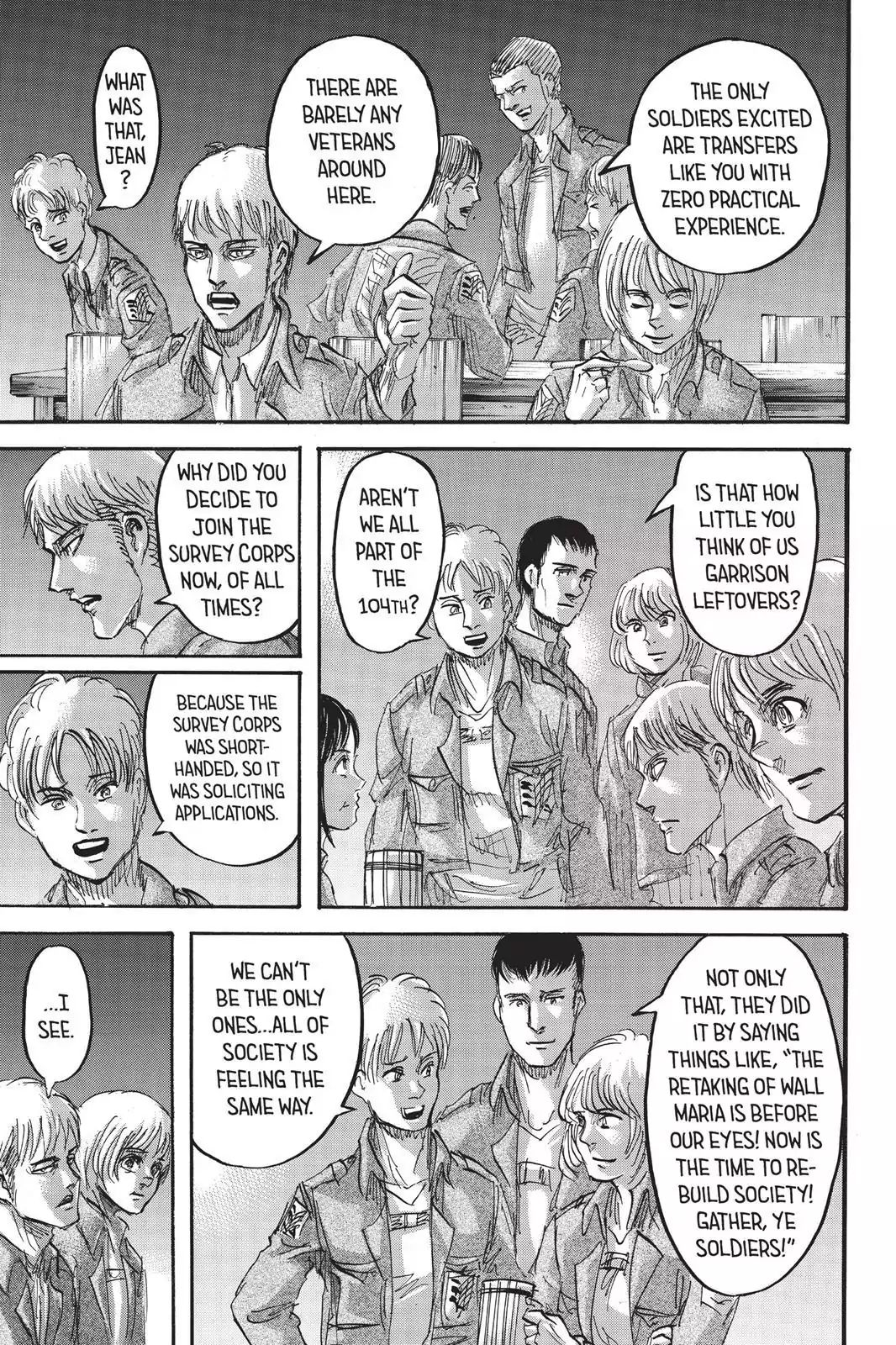 Attack on Titan Chapter 70  Online Free Manga Read Image 27