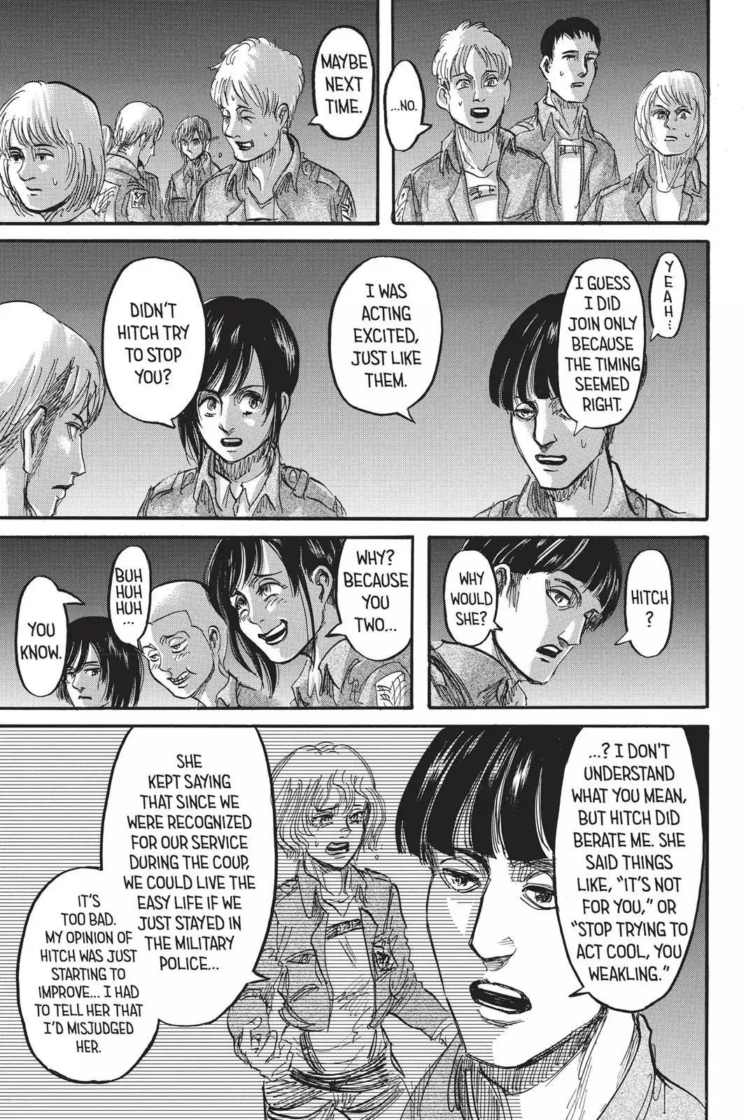 Attack on Titan Chapter 70  Online Free Manga Read Image 29